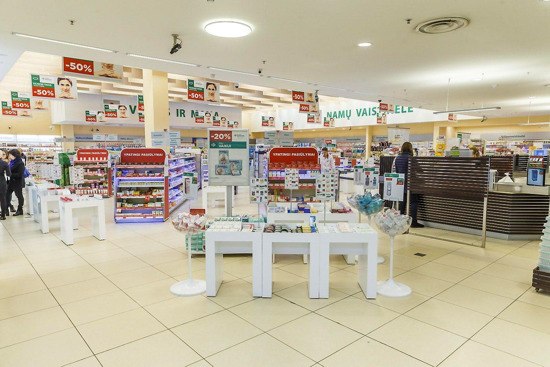 �Vilniaus prekybos� pl�tr� Latvijoje u�tikrint� �sigijimai, bet apie juos tylima