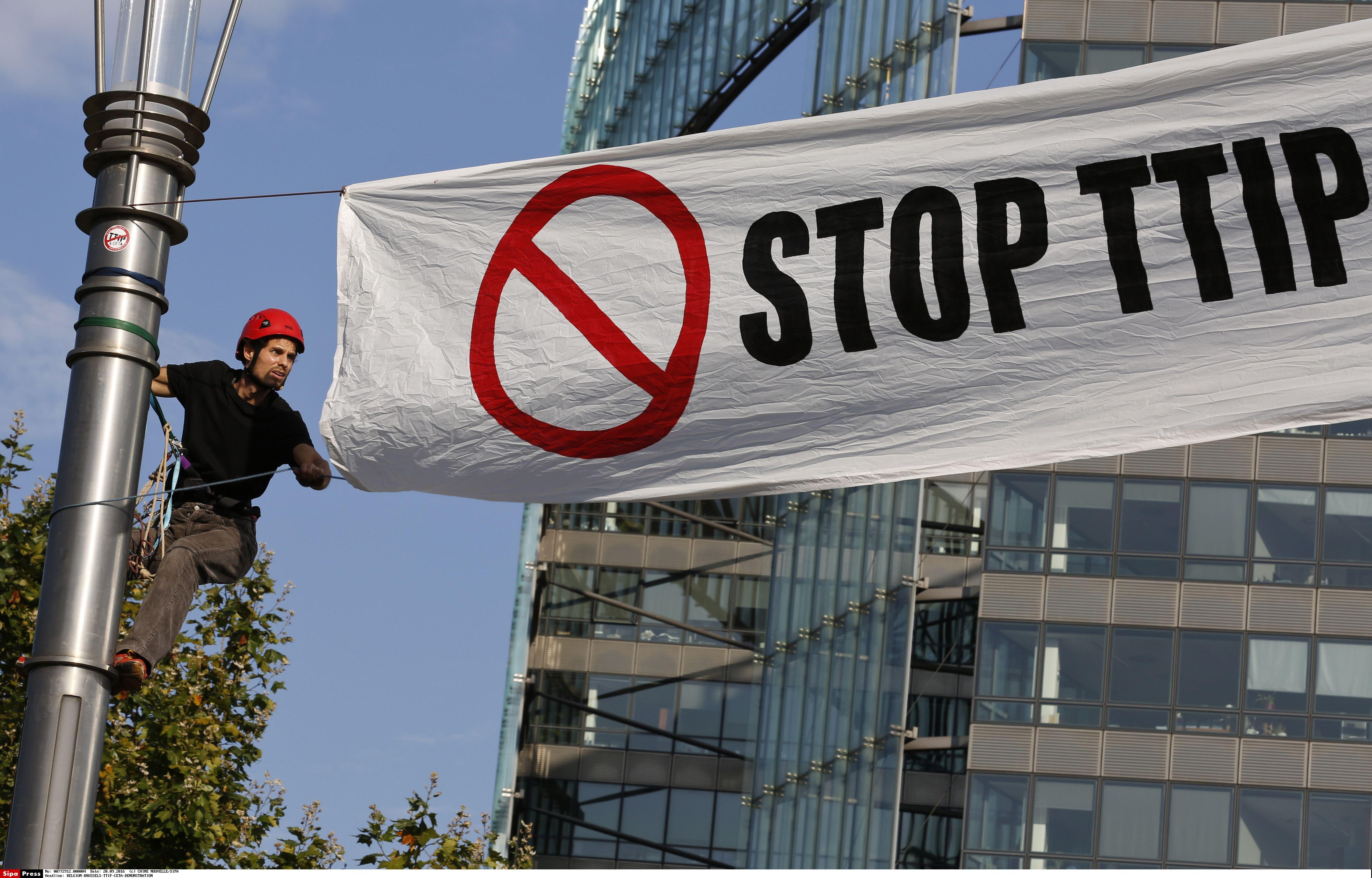 ES ir JAV�derybos d�l laisvosios prekybos visi�kai i�sikv�p�