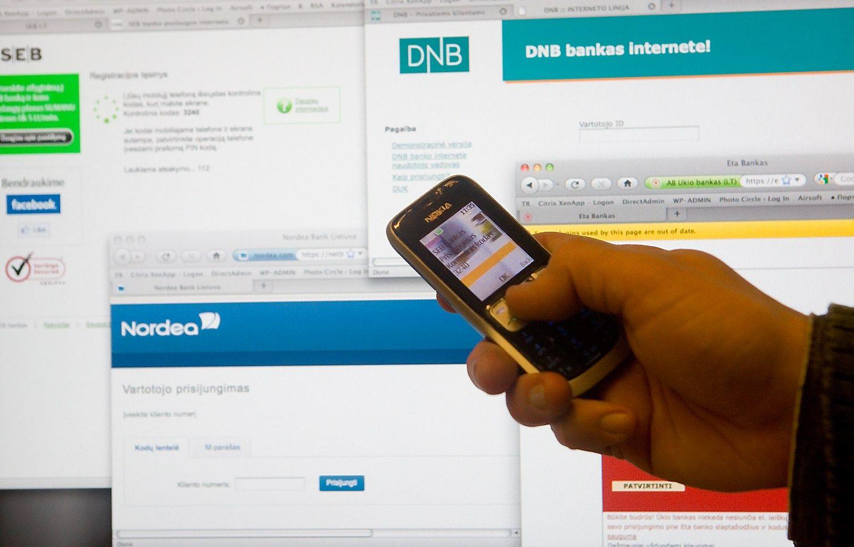 Bankai diegia asmen� identifikavimo naujov�