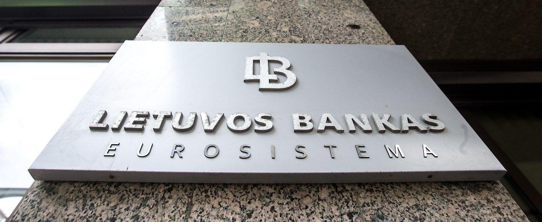 Tariamos �takos Lietuvos bankui byla keliauja � teism�