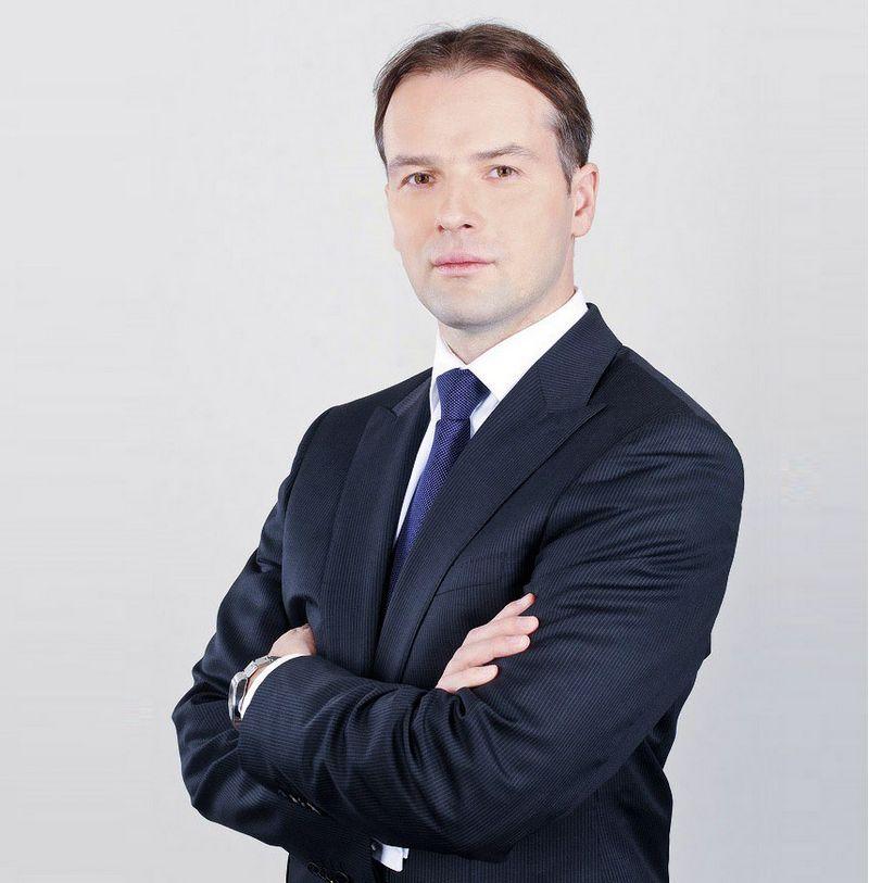 """Robertas Degesys, advokatų kontoros """"Tark Grunte Sutkiene"""" partneris, mokesčių praktikos grupės vadovas. Bendrovės nuotr."""