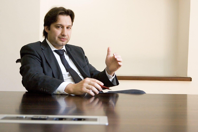 Cyba tapo �INVL Finasta� valdybos pirmininku