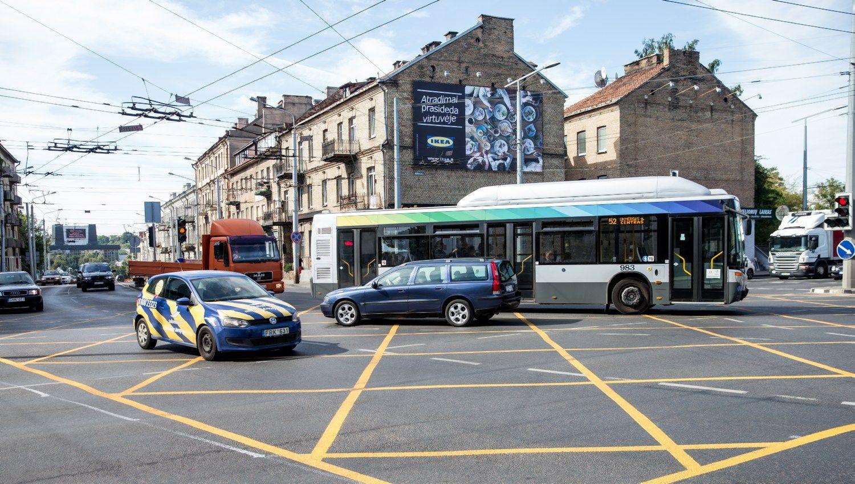Privataus vežėjo paieškų Vilniuje sustabdyti nepavyko