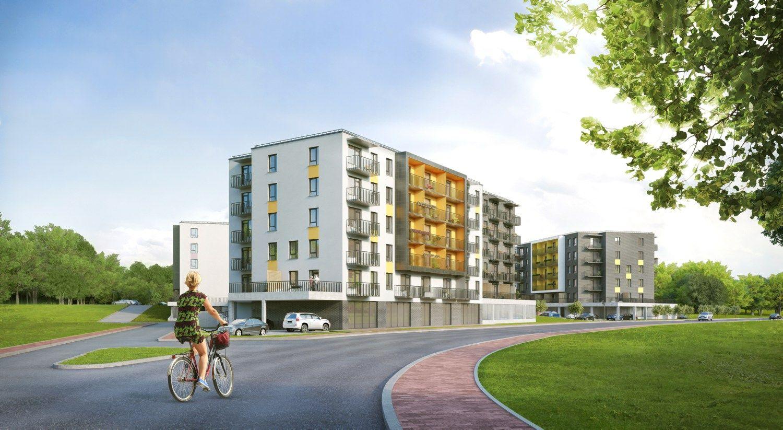 """""""Realco"""" pradeda dar 300 butų statybas Vilniuje"""