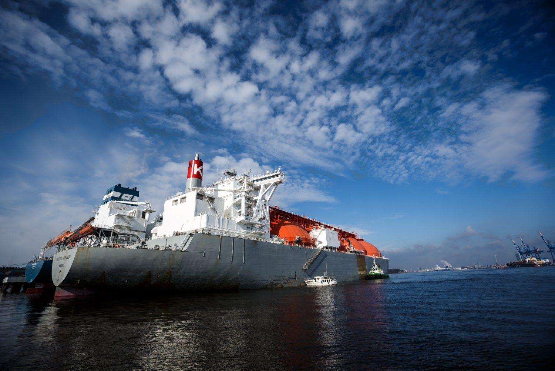 ĮLietuvos dujų rinką ateina amerikiečiai