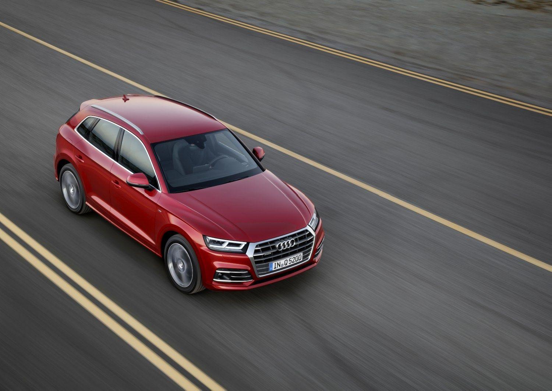 �Audi� pristat� antrosios kartos Q5
