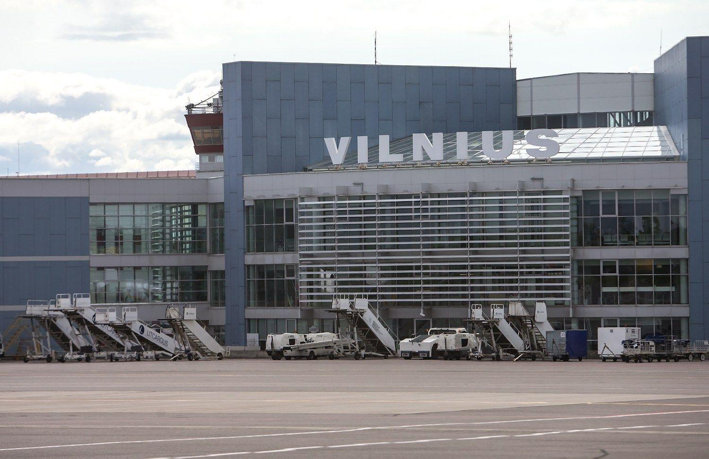 Ieško rangovo Vilniaus oro uosto takui rekonstruoti