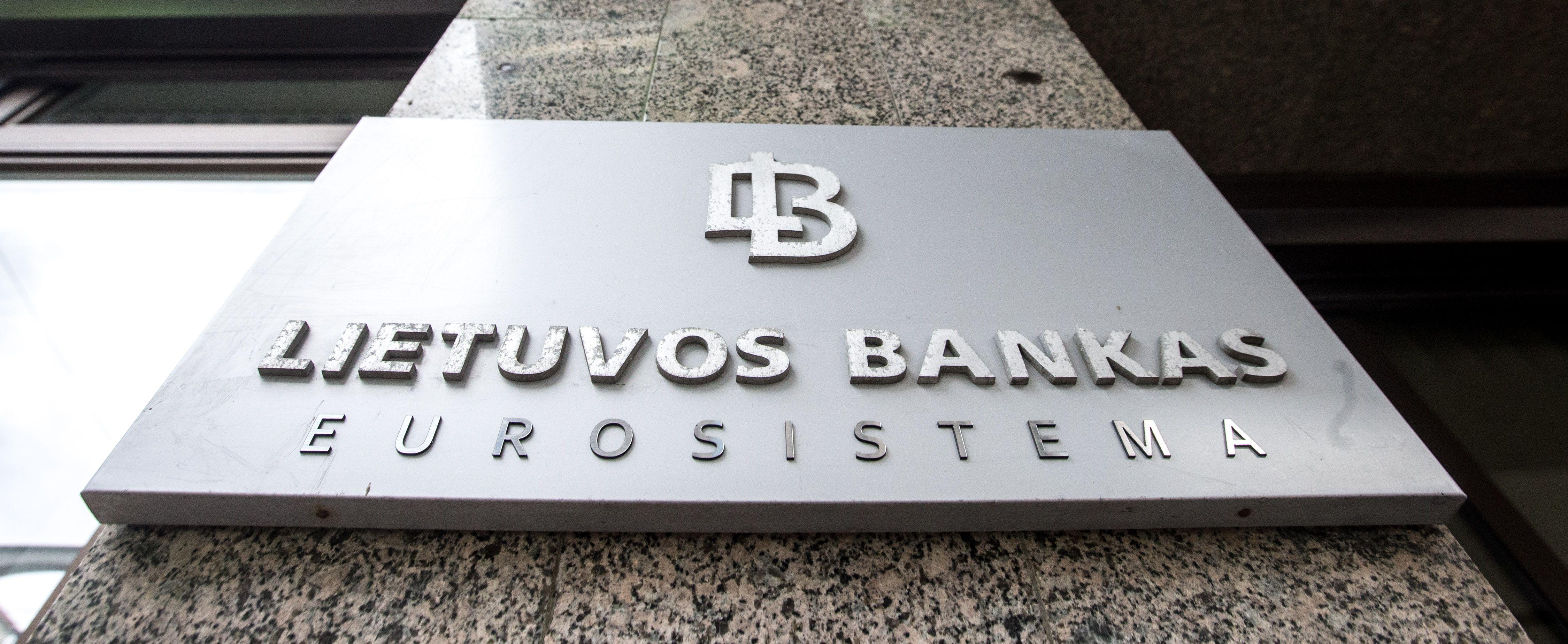 Lietuvos bankas nepakeitė anticiklinio kapitalo normos