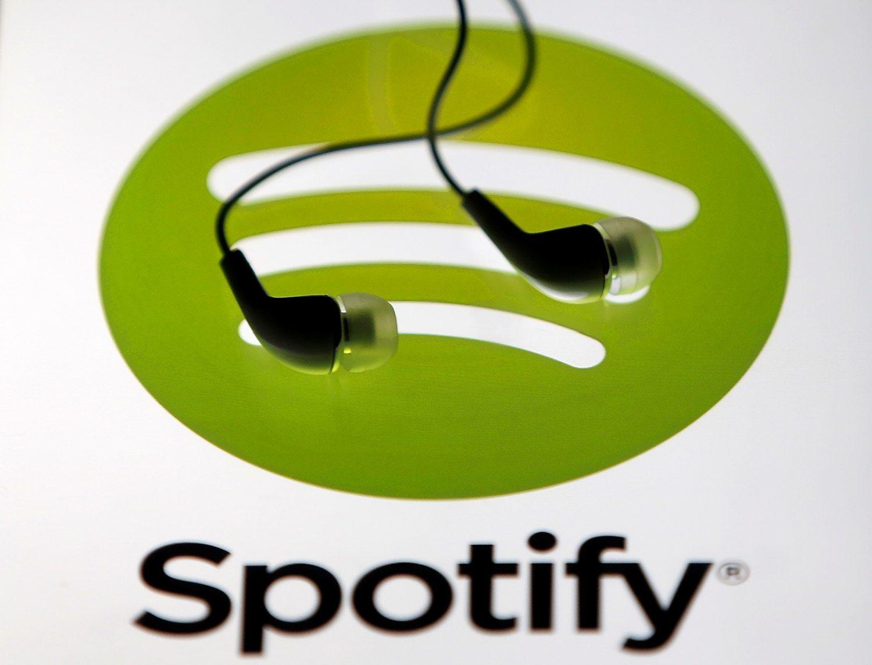 �Spotify� derasi d�l �SoundCloud� �sigijimo