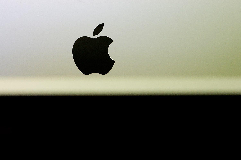Kod�l � Estij� neat�jo �Apple�