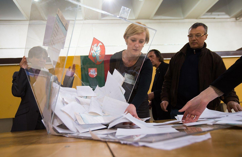 Po rinkimų: partijų lyderiai išvardijo pirmuosius darbus