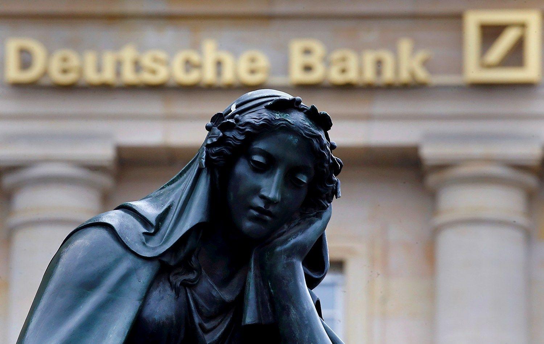 AFP: �Deutsche Bank� priart�jo prie sandorio su JAV reguliuotoju