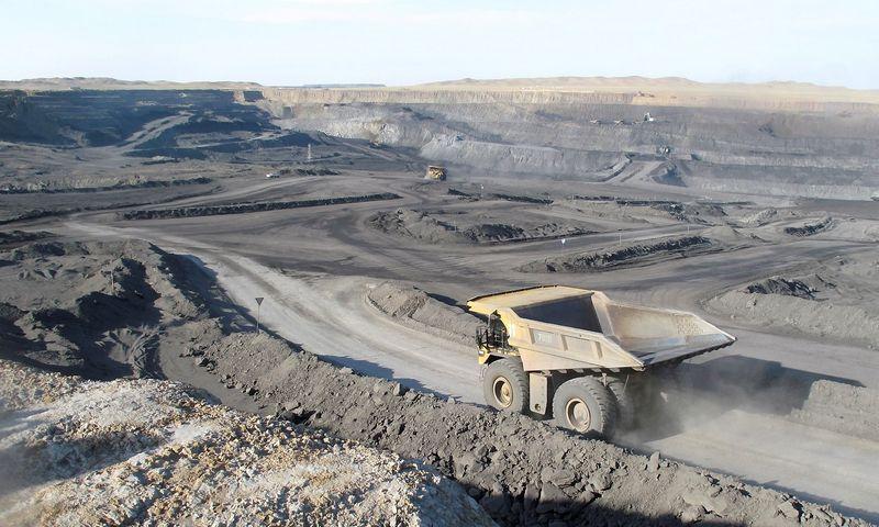 """Mongolijos ekonomika yra priklausoma nuo anglies, vario, aukso gavybos pramonės. Davido Stanway (""""Reuters"""" / """"Scanpix"""") nuotr."""