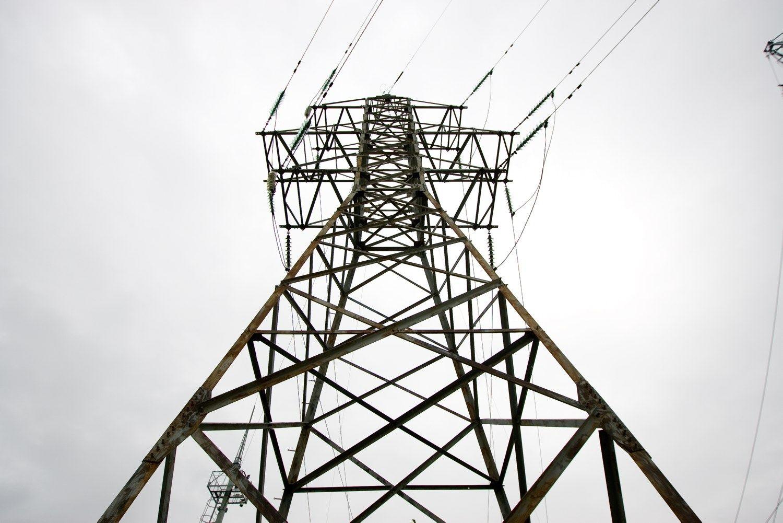VKEKK nustat� elektros perdavimo kain�