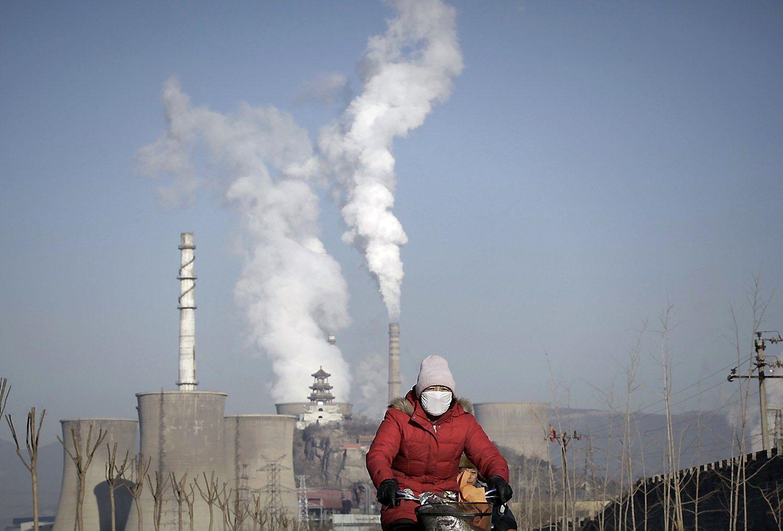 ES vieningai ratifikuos Pary�iaus klimato kaitos susitarim�