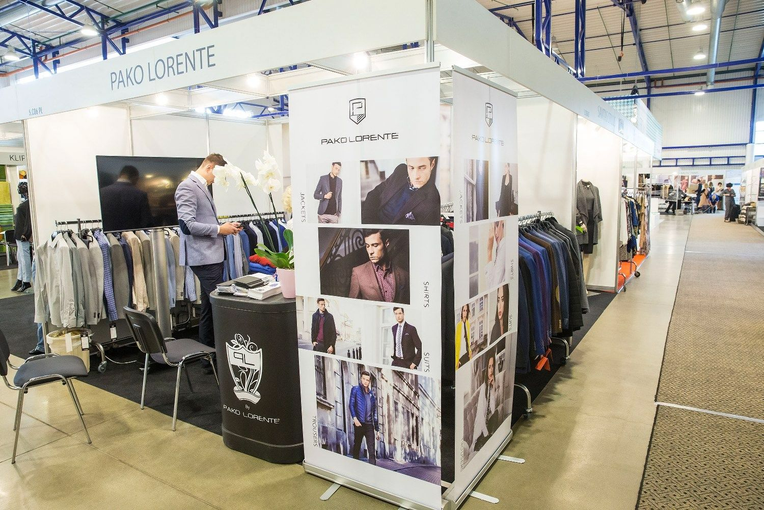 �Baltic Fashion & Textile� tradicin�, bet su staigmenomis