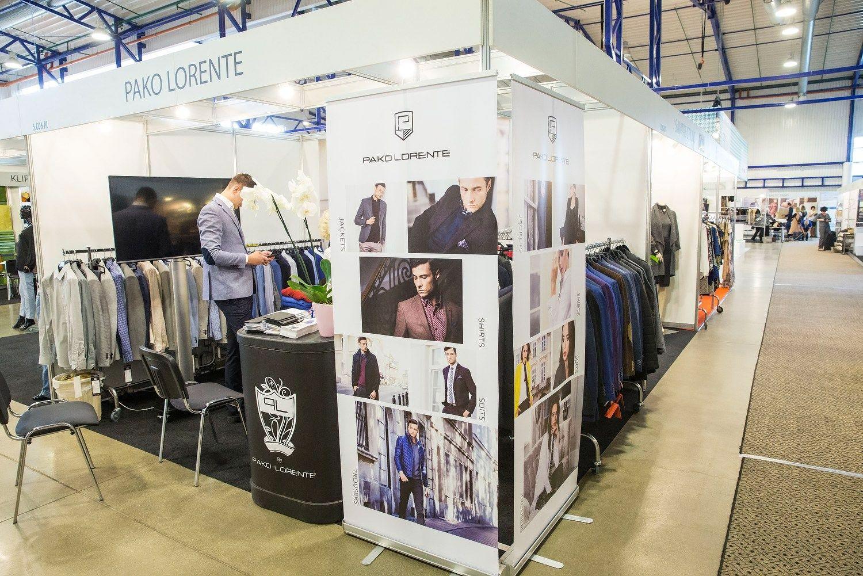�Baltic Fashion & Textile� tradicin�, bet su staigmenomis