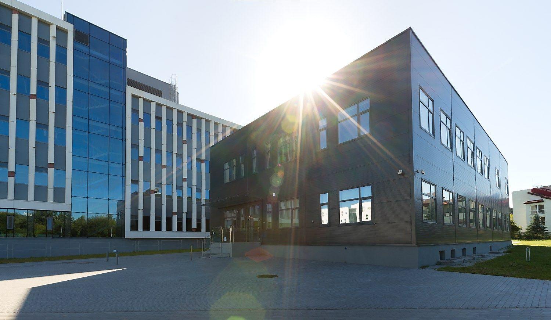 Vilniuje � 2,3 mln. Eur vert�s biotechnologij� verslo inkubatorius