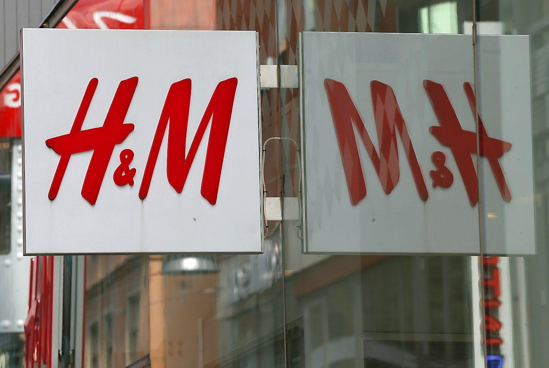 H&M pelną ir vėlnusmukdė orai