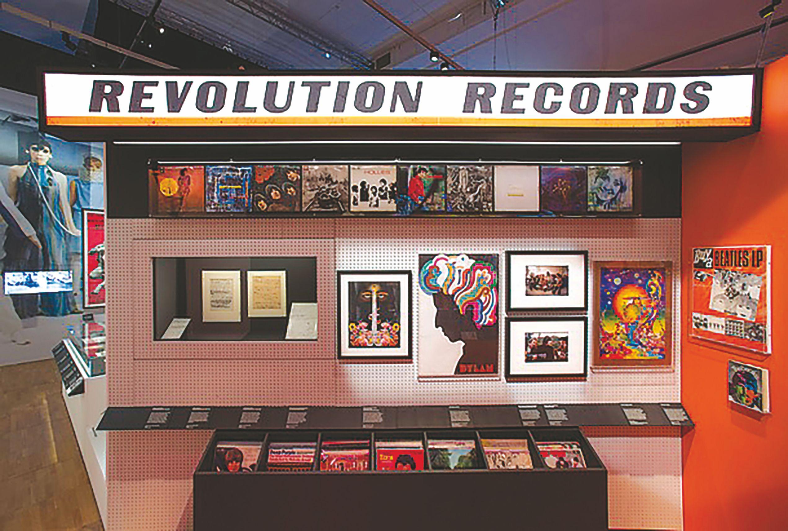 Paroda Londone: sakote, kad norite revoliucijos?