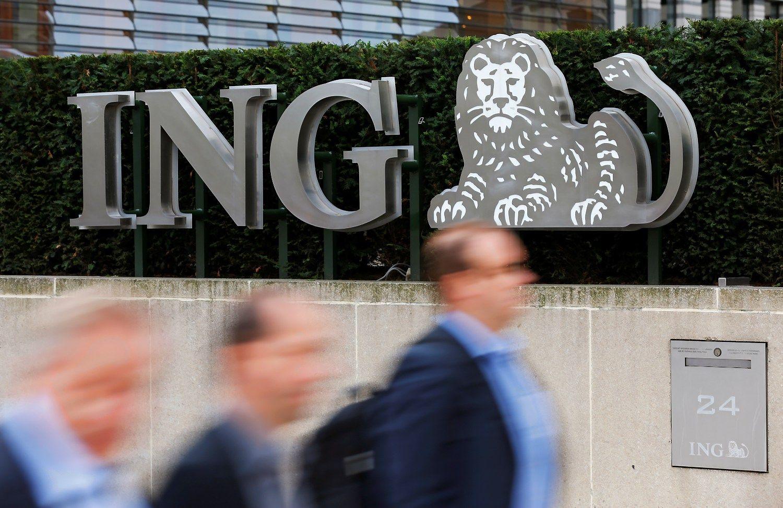 ING bankas ruošiasi panaikinti 5.800 darbo vietų