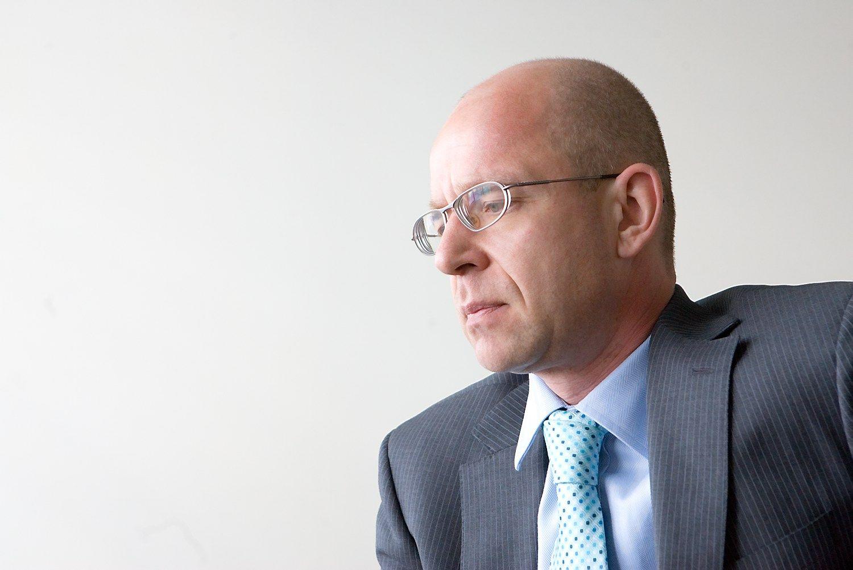 Ignas Staškevičius: logiška, kad iš VP grupės pasitrauks visi smulkieji