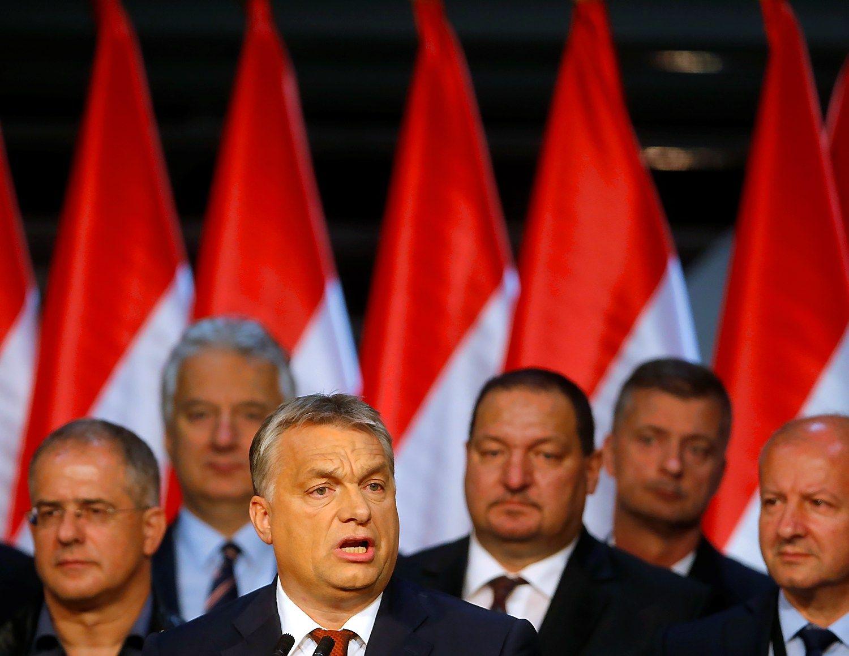 Vengrijos referendumas: Orbanas skelbia pergalę