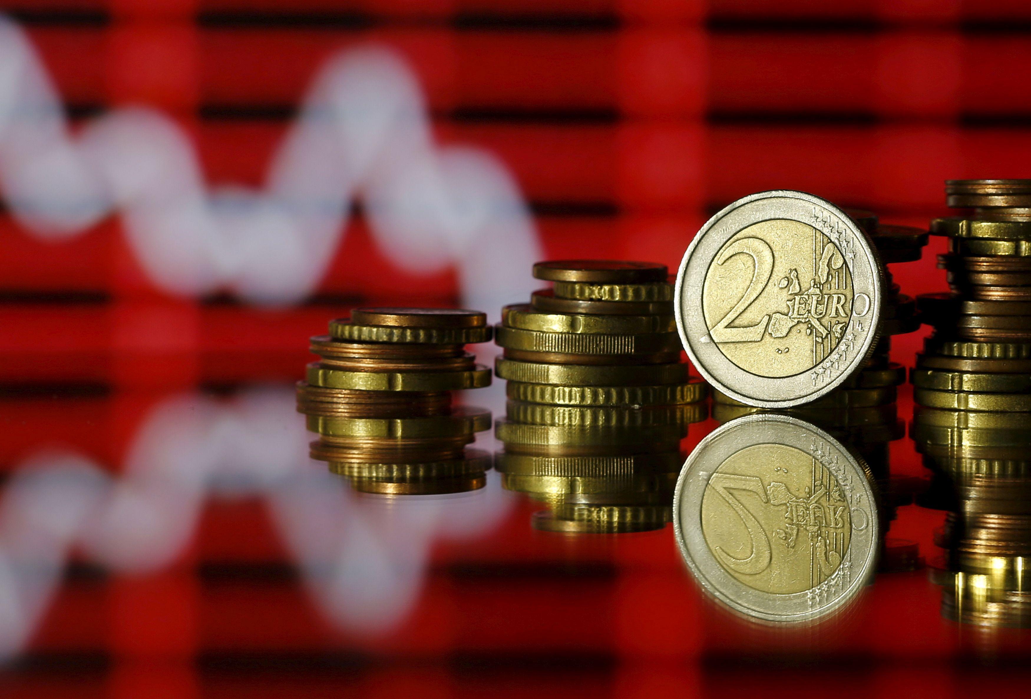 Euro zonos infliaciją vadinti lūžio tašku – ankstoka