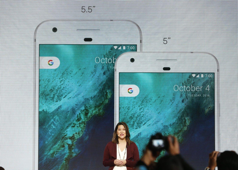 """Google"" pristatė konkurentus ""iPhone 7"" telefonams"
