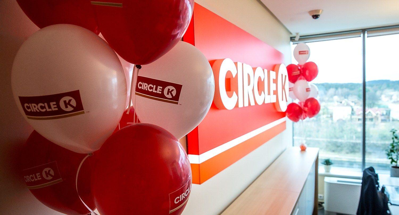 �Circle K Lietuva� turi naujus komunikacijos parnerius