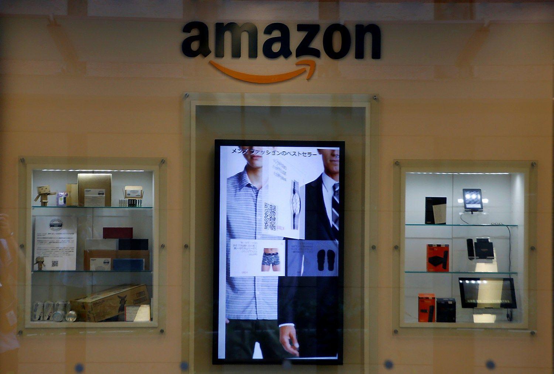 """""""Amazon"""" uždraudė atlygius už atsiliepimus"""