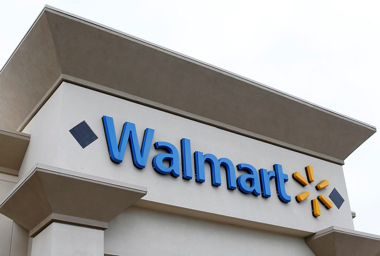 """Walmart"" internete sunku pavyti ""Amazon"""