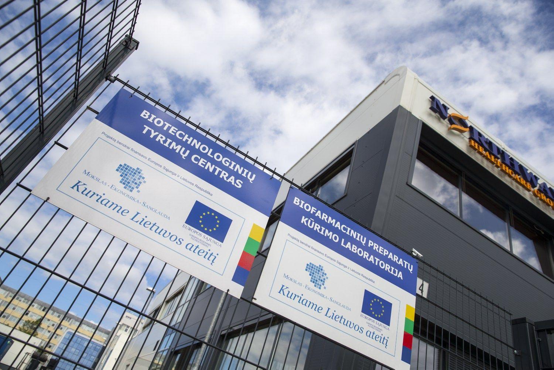 ES lėšos sudaro daugiau kaip pusę valstybės investicijų