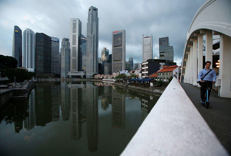 Kod�l vaikai Singap�re tokie gab�s matematikai