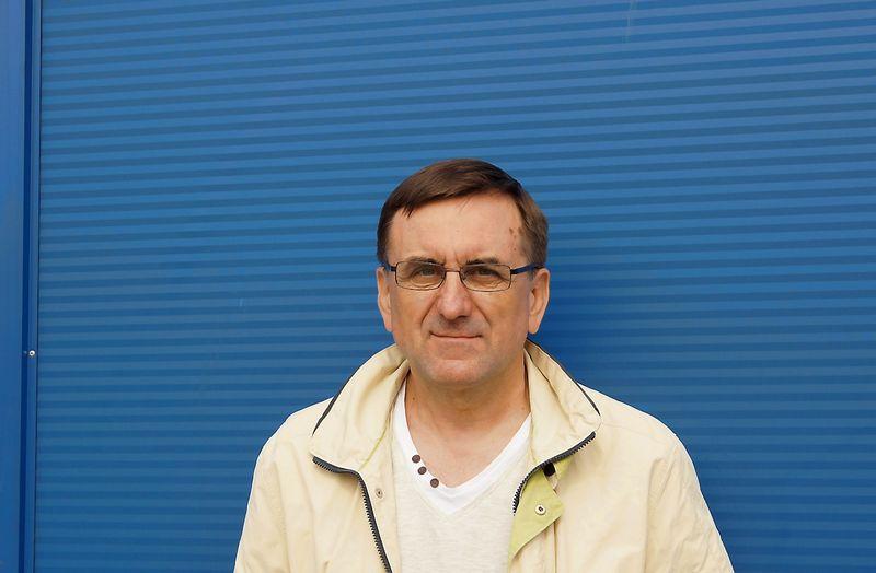 Lauras Bielinis, politologas, Vytauto Didžiojo universiteto dėstytojas. Algimanto Kalvaičio nuotr.