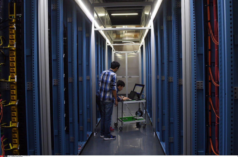 JAV milžinės į duomenų centrus Europoje investuoja milijardus