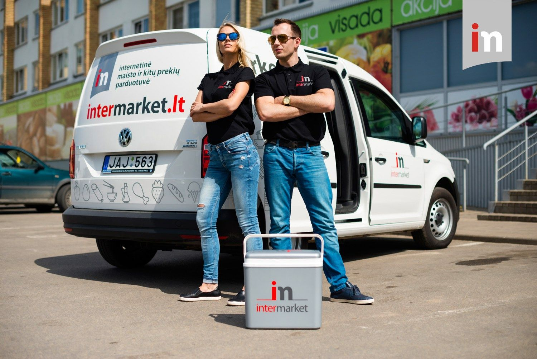 Maisto prekių e. parduotuvė Panevėžyje rado 400 klientų