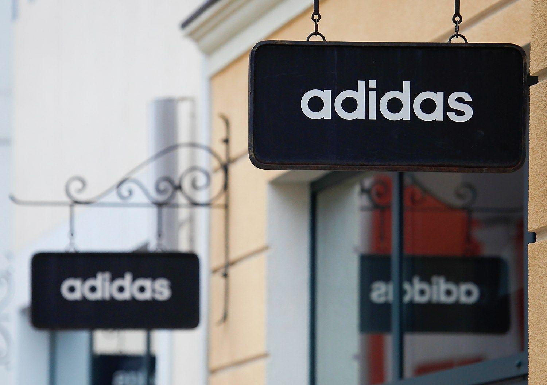 """Kaip """"Adidas"""" susigrąžino lyderio pozicijas"""