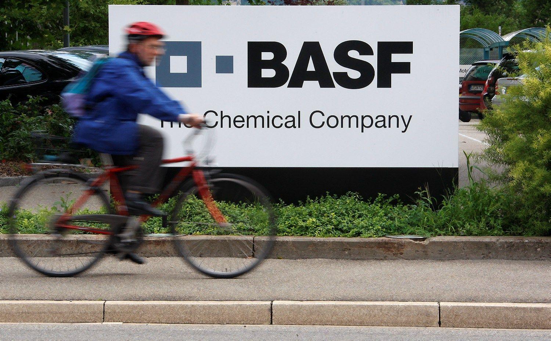BASF ketvirčio rezultatai – geresni, nei tikėtasi