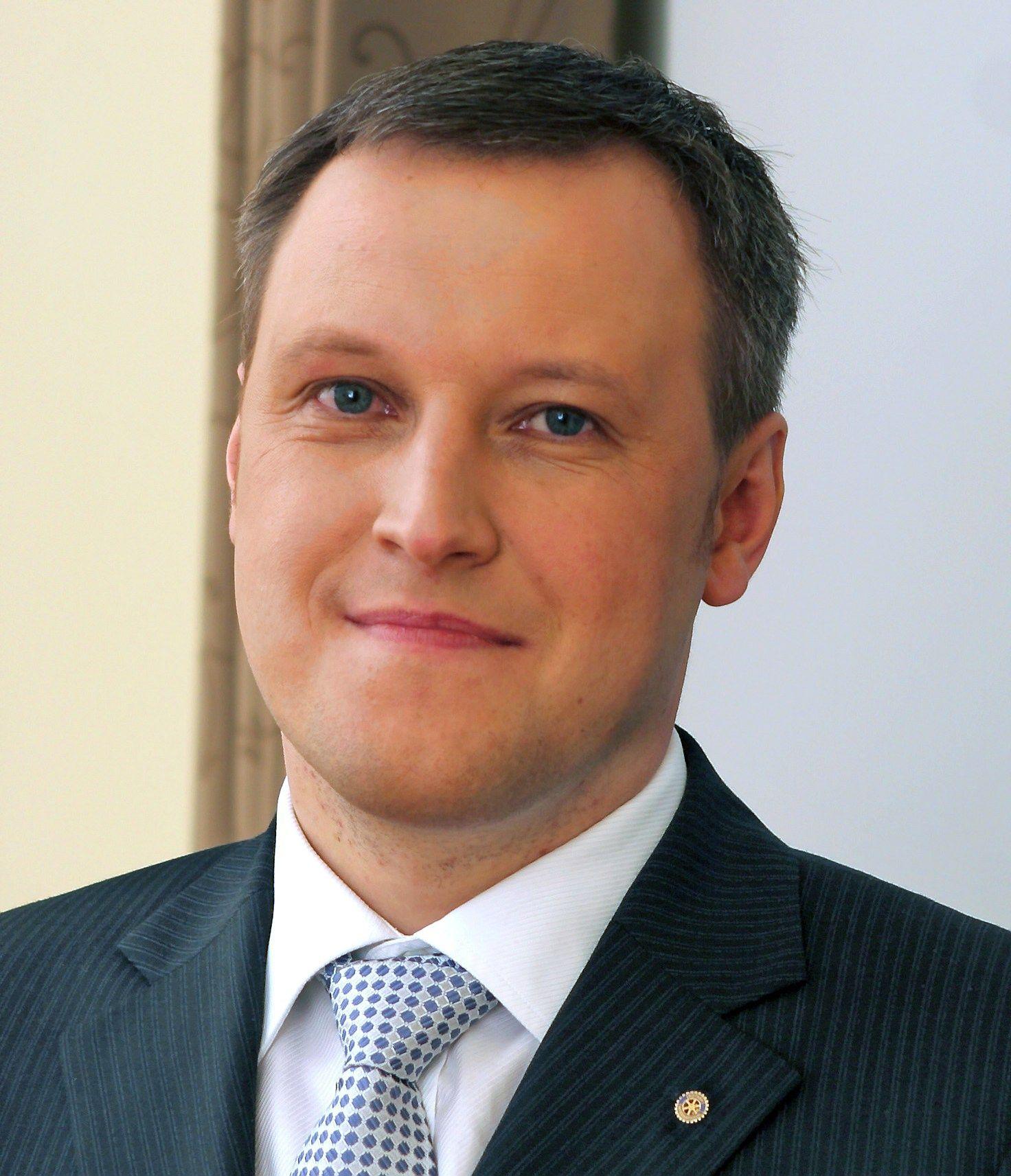 �Go Vilnius� verslo skyriui vadovauja Giedrius Karsokas