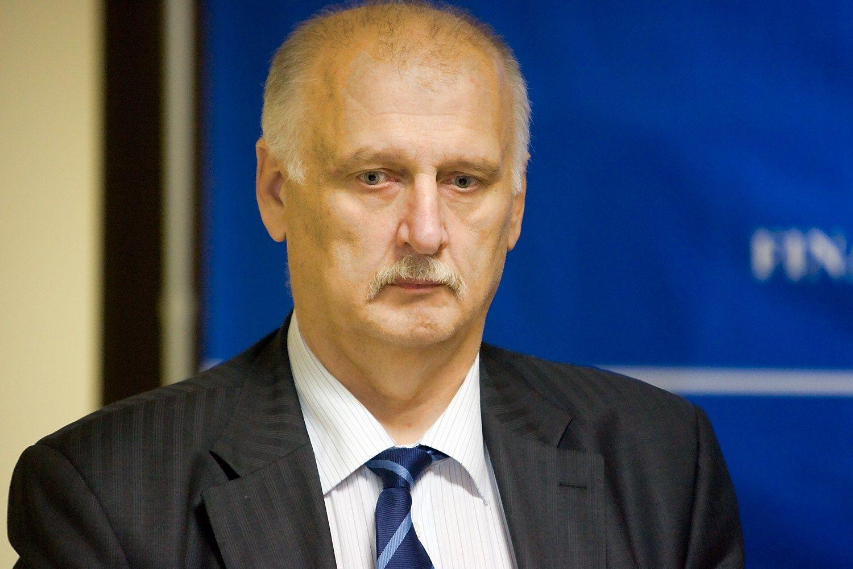 Vilniaus prokurat�ros vadovas �sidarbino �MG Baltic�