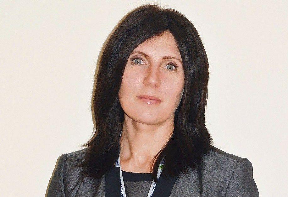�Enerstenos grup�s� personalo direktore tapo Jaliniauskien�
