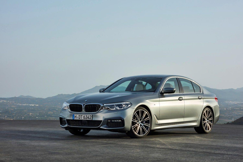 BMW 5 serija Lietuvą pasieks kitąmet
