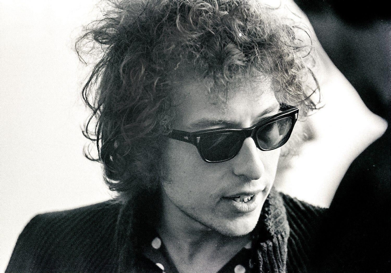 Nobelio literat�ros premij� laim�jo Bobas Dylanas
