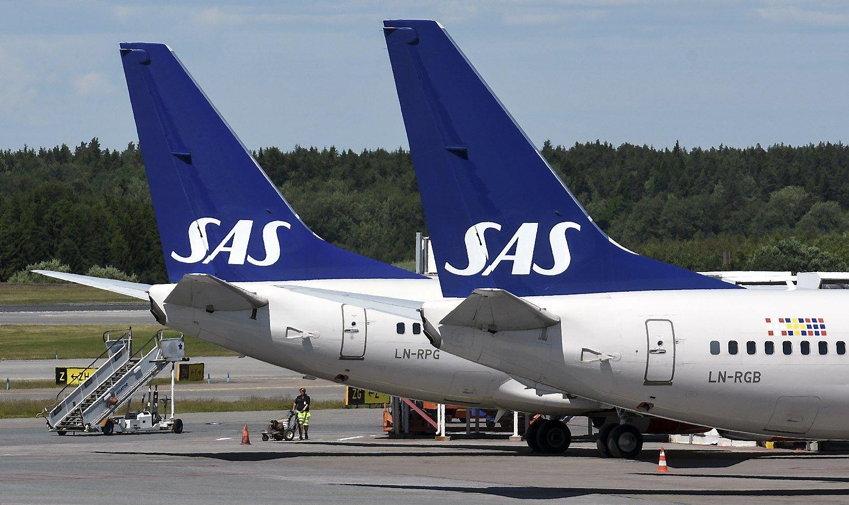 Valstybės traukiasi iš SAS akcininkų sąrašo