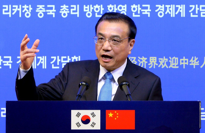 Kinijos premjeras: mūsųūkis – geros būklės