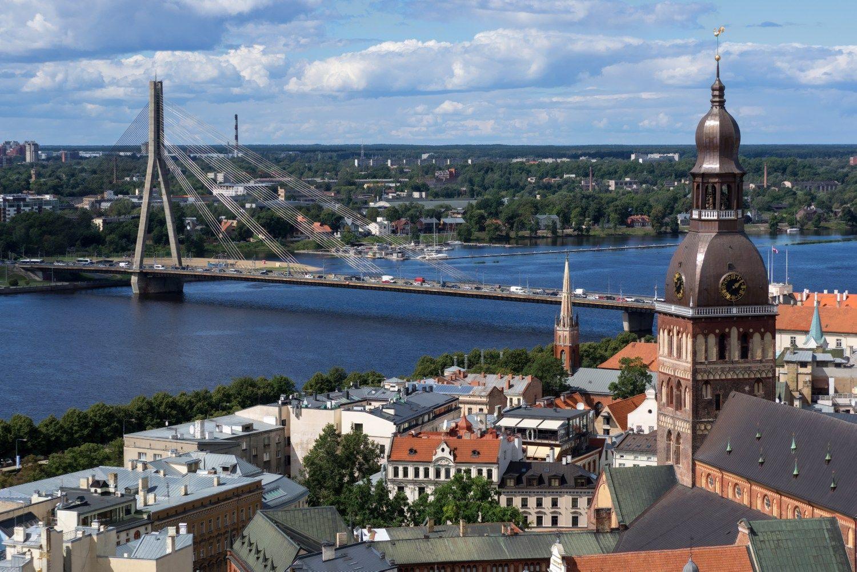 Latvijos vyriausybė kitąmet planuoja 3,5% BVP augimą