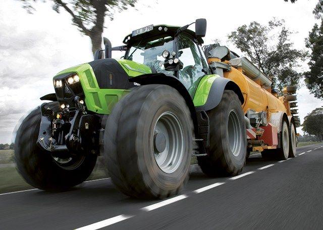 �domiausios agrotechnikos pramon�s naujienos: galingesni traktoriai ir taupesni kombainai