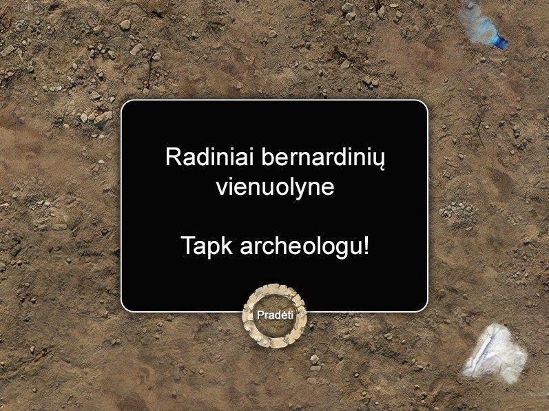 Ba�nytinio paveldo muziejaus naujiena � interaktyvios grindys
