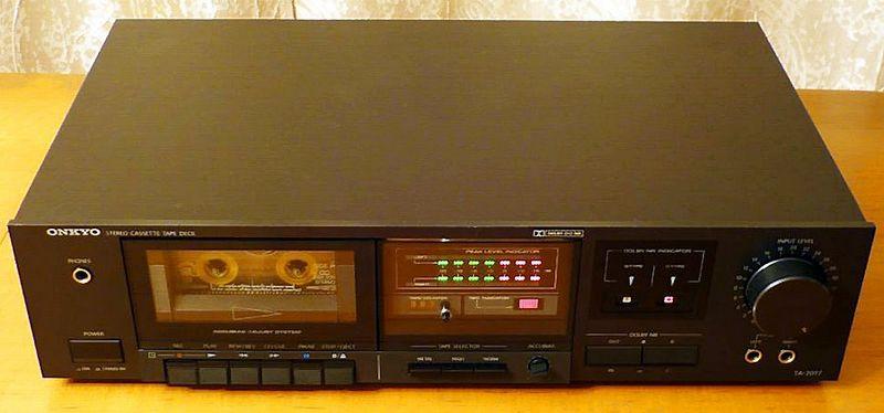 """Ir tik kasetės gali suteikti būstui tinkamą pižoniškumo lygį. """"Wikipedios"""" nuotr."""